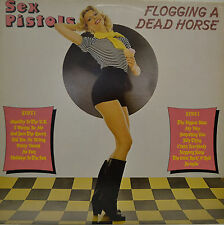 "SEX PISTOLS - FLAGELLATION A DEAD HORSE (CHEVAL) 12"" LP (M711)"