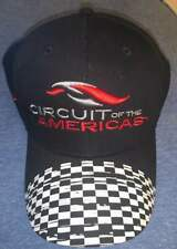 New Circuit of the Americas Black, Grey & Red, Formula 1, Unisex, Baseball Cap