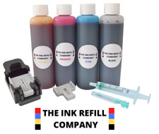 INK Cartridge REFILL KIT HP 302 Envy 4520 4522 4524 4527 Officejet 3830 3831 30