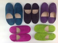 Handmade Suede Upper Shoes for Women