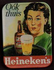 HEINEKEN BEERCOASTER FROM THE NETHERLANDS OK16003