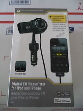 Scosche FMTD7 freqOUT Digital FM Transmitter for iPod and iPhone 4 4S 3 GS APPLE