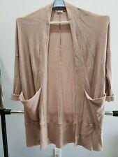 Lamade Womens Open Cardigan Sweater Size Small New