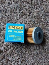 EMGO 10-99200, 15412-KF0-000, 15412-KF0-010, 15412-KL3- Oil Filter Honda NH35