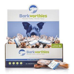 Barkworthies Dog Bully Braided 6IN free Shipping