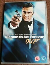 DIAMONDS ARE FOREVER  2012 DVD NEW SEALED JAMES BOND 007 SEAN CONNERY