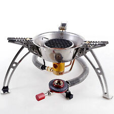 Infrared Furnace Camping Stove Cooking Stove Travel Gas  Burner LJ-6001