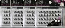 (4pack)Ardell Duralash Double Individuals knot-free Medium Black (56Lashes)61485