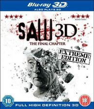Saw VII - The Final Chapter - Extreme Edición 3D+2D Blu-Ray Nuevo (LGB9433