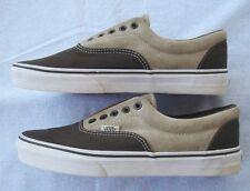 Vans Era Pro Classic Lace-up canvas cuero sneakers 41 skate zapatos beige/Stone