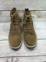 Original Penguin men's suede brown chukka boots size 8