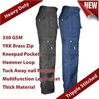 Tuff Stuff Professional Work Trouser for Mens Heavy Duty Multi Pocket