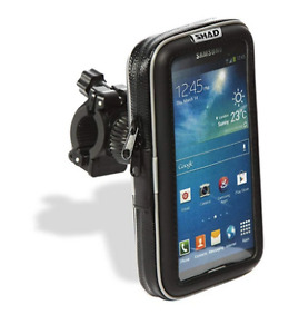 Motorcycle Handle Bar Smart Phone Holer. (4.3 Inch)