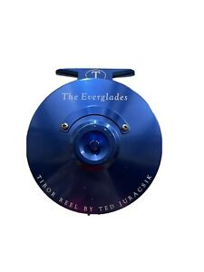 The Everglades Tibor Reel by Ted Juracsik fly fishing reel