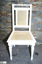 Chaises vintage/rétro blancs pour le salon