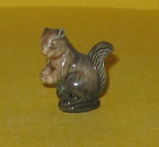 Mint Wade England Whimsies Squirrel with Nut ~ Red Rose Tea 1967-73