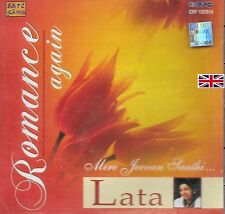 LATA MANGESHKAR - ROMANCE AGAIN - NEW SARE GAMA SONGS CD