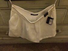 Skorts Mid Rise Regular Size Shorts for Women