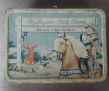 Vintage Roy Rogers and Dale Evans Lunch Box Vintage 1950's