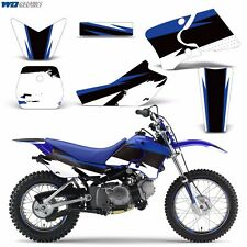 Graphic Kit for Yamaha TTR90 E TTR 90 KidS Dirt Bike Stickers MX Decals 00-07 R