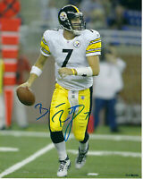 """Ben Roethlisberger Steelers Signed Autographed 8X10 Photo REPRINT """""""