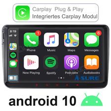 "9"" HD Carplay Android 10 Autoradio Navi für VW Golf Plus Touran Polo 6R Scirocco"