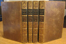 Gillies's History of Ancient Greece; John Gillies; 4 Vol.; Leather, 1820