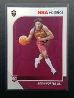 2019-20 Panini NBA Hoops Kevin Porter Jr. RC, Rookie Card, Cavs / Rockets
