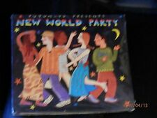 New World Party by Various Artists (CD, Nov-1999, Putumayo)