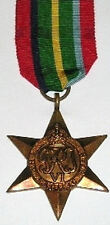 WW2 PACIFIC STAR, 100% GENUINE FULL SIZE,WITH FREE UK POSTAGE