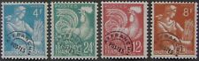 "FRANCE #707-10: MH ""Farm Woman/Gallic Cock"" Complete set of Precancels"