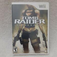 Tomb Raider: Underworld - Nintendo Wii Game