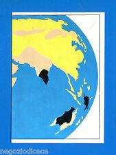 [GCG] LA TERRA - Panini 1966 - Figurina-Sticker n. 88 - RAZZE UMANE 3/3 -Rec