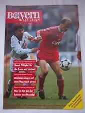 Orig.PRG   1.Bundesliga  1990/91   FC BAYERN MÜNCHEN - FORTUNA DÜSSELDORF  !!