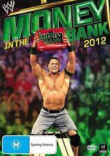WWE - Money In The Bank 2012 (DVD, 2012) - Region 4