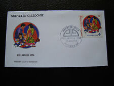 NOUVELLE CALEDONIE - enveloppe 1er jour 16/8/1994 (cy31) new caledonia
