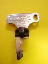 Nos Honda Schlüssel Oem Precut Key  T4796 Honda CB 750 Four K0 Sandcast