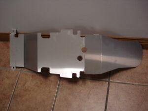 Hayabusa Aluminum Undertail Tail Tiger Busa 99 00 01 02 03 04 05 06 07