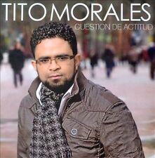Tito Morales-Cuestion de Actitud  CD like NEW