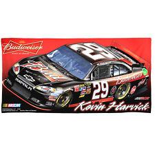 "KEVEN HARVICK #29 BUDWEISER 30"" X 60"" NASCAR BEACH TOWEL"