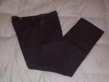 Authentic INC International Concepts Gray Pinstripe Mens Pants Size 36x32