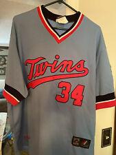 Minnesota Twins - Kirby Puckett - Majestic Jersey XL - NWOT