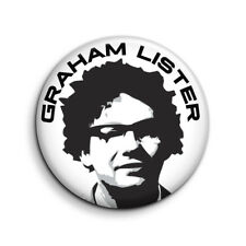 VIC REEVES BIG NIGHT OUT, GRAHAM LISTER 25mm Button Badge. FREE POST
