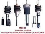 FBX-F-MAZ-34 2000-2006 Mazda MPV Front Air Suspension ride kit