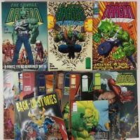 Savage Dragon Job lot. 19 x issues, 2 TPB's + extras (Image 1993)