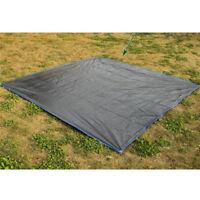 Camping Canopy Tent Ground Sheet Folding Mat Tarp Footprint Floor Saver