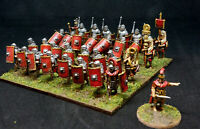 Roman Command and Contubernium set of 14 15mm Imperial Romans Ancients