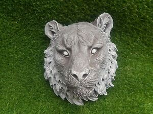 Latex Mould to make Lions Head garden ornament