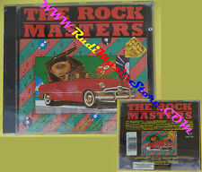 CD THE ROCK MASTERS compilation SIGILLATO 1990 BERRY CHARLES (C11) no lp mc dvd