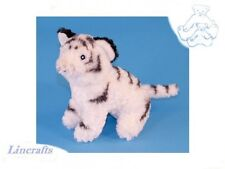 White Tiger Cub Plush Soft Toy Wildcat by Dowman Sold by Lincrafts. RBL208